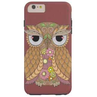 Owl 1 tough iPhone 6 plus case