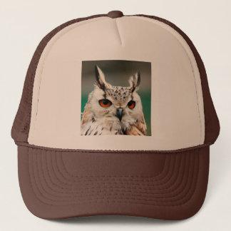 Owl 1 trucker hat