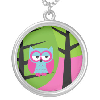 owl 3 Necklace