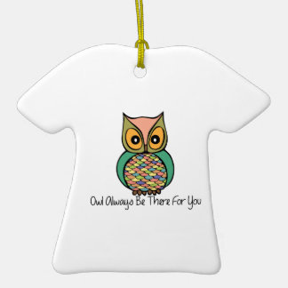Owl Always Be There Christmas Ornaments