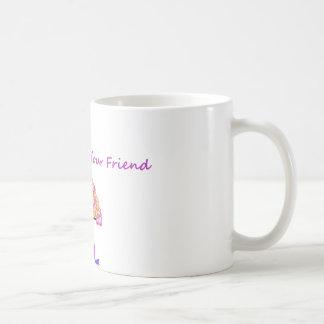Owl Always Be Your Friend Coffee Mug White 11 oz