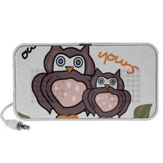 Owl Always Be Yours Speaker System