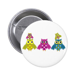 Owl' Always Love You Button