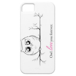Owl Always Love You iPhone 5 Case