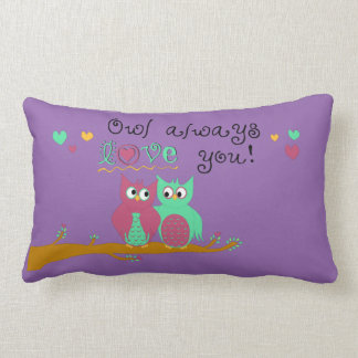 Owl Always Love You Cushion