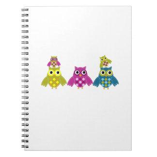 Owl Always Love YOu Notebooks