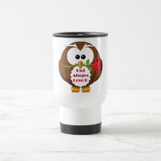 Owl Always Love You Theme Coffee Mugs