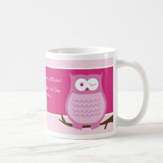 OWL always LOVE you Valentine's Day Photo Mug Gift