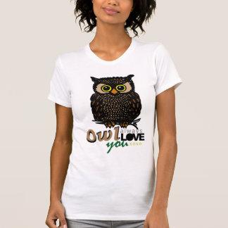OWL always LOVE you XOXO Tshirt