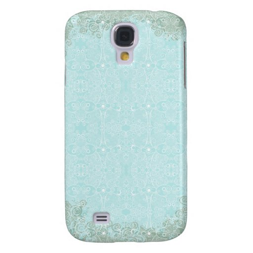 Owl and Firefly Lace Samsung Galaxy S4 Cases