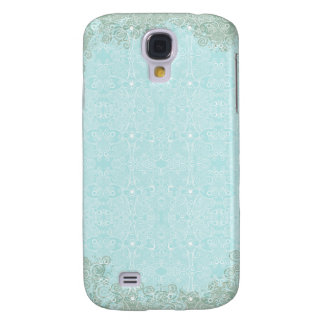 Owl and Firefly Lace Galaxy S4 Covers