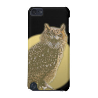 Owl and Full Moon iPod Touch 5G Case