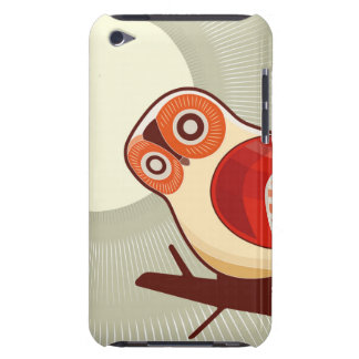 Owl And Moonlight iPod Touch Case