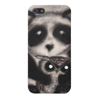 Owl and Panda - iPhone 4/4S Speck Case iPhone 5/5S Cover