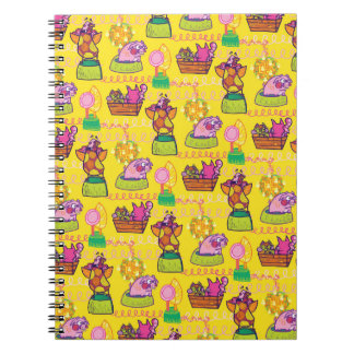 Owl and the Pussycat Notebook