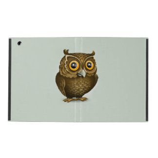 owl_art_minimalism_vector iPad case