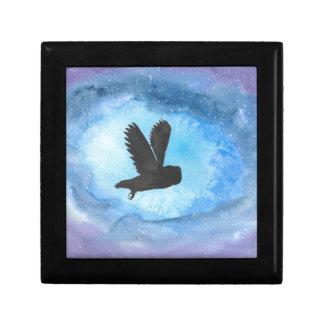 Owl At Night Gift Box