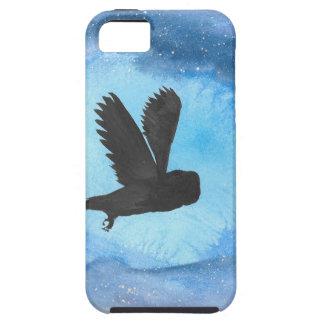 Owl At Night Tough iPhone 5 Case