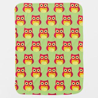 Owl Baby Blankets