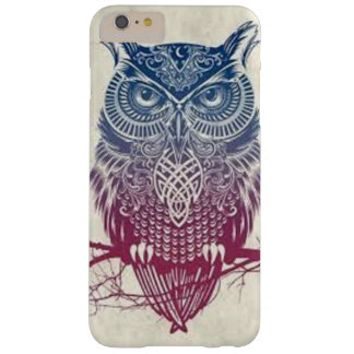 Owl Barely There iPhone 6 Plus Case