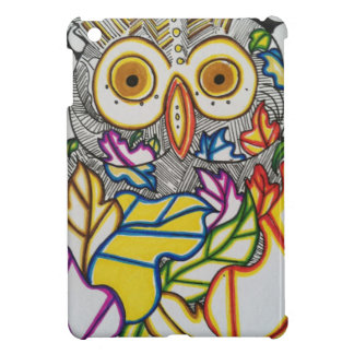 Owl Be Home for the Holidays iPad Mini Covers