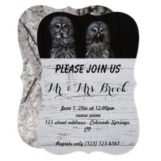Owl Birds Love Branches Destiny Destiny's Card