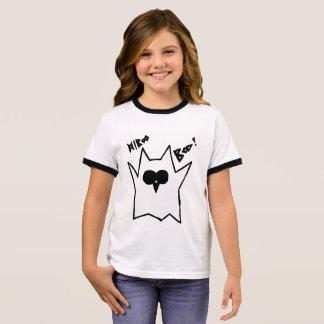owl boo! ringer T-Shirt
