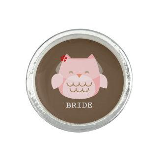 Owl Bride Wedding