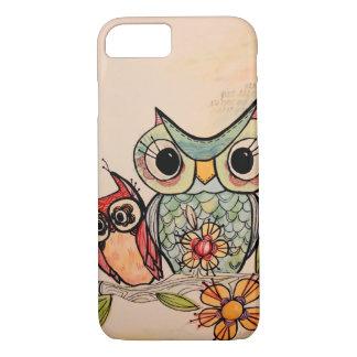 Owl Buddies iPhone 8/7 Case