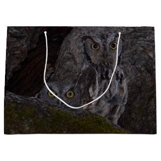 Owl Buddies Large Gift Bag
