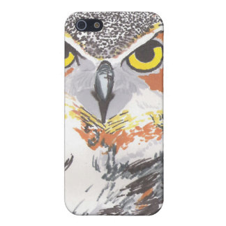 Owl Case For iPhone 5/5S
