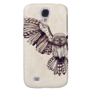 Owl Chic Galaxy S4 Cover