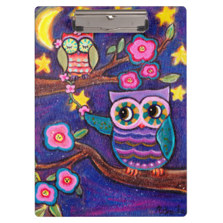 Owl Clipboard