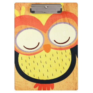 Owl Clipboards