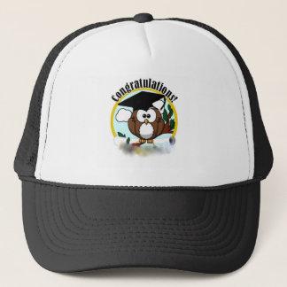 OWL CONGRATULATIONS TRUCKER HAT