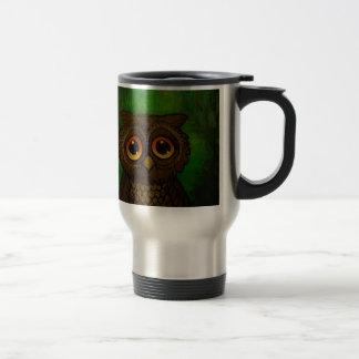 Owl cutie travel mug