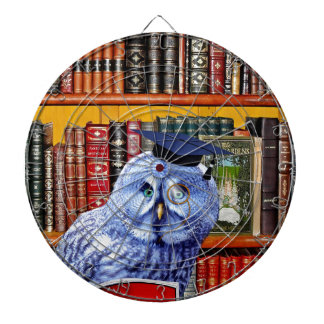 owl dartboard