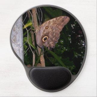 Owl Eye Moth Gel Mouse Pad