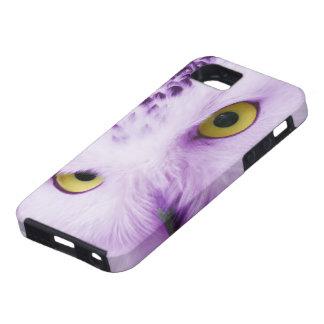 Owl Eyes iPhone 5 Case