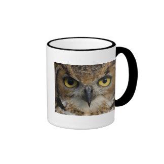 Owl Eyes Coffee Mug