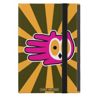 Owl Face iPad Mini Covers