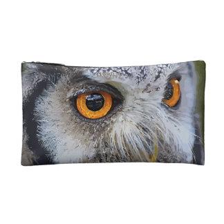 OWLface Makeup Bag