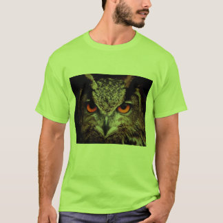 Owl Face T-Shirt