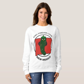 OWL FOREVER LOVE NEW MEXICO SWEATSHIRT