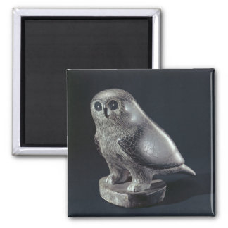 Owl, from Cape Dorset Square Magnet
