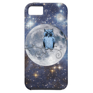 Owl Full Moon Stars Case