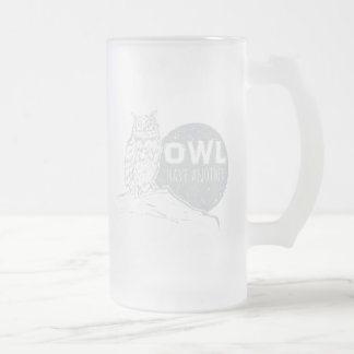 Owl Have Another | Frosted Mug