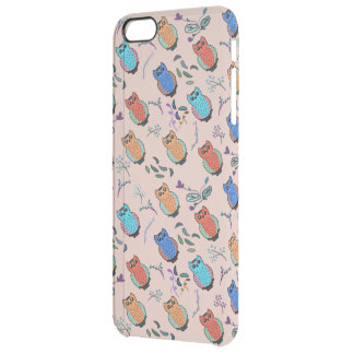 Owl Hoot iPhone 6 Plus Clearly™ Deflector Case