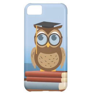 Owl illustration iPhone 5C case