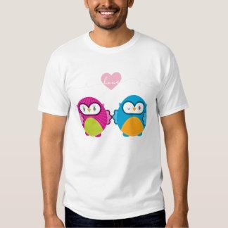 OWL LOVE :: bright girl + boy Tees